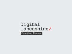 Digital Lancashire logo - Founding Member